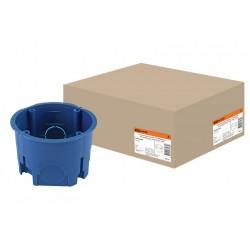 Коробка установочная 68х45 без саморезов | SQ1402-0032 | TDM