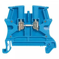 Винтовая клемма Viking 3 - однополюсная - 1 вход/1 выход - шаг 6 мм - синий | 037101 | Legrand