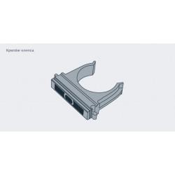 Крепеж-клипса 25 мм.(50ШТ) (кор=30уп) | 55.05.002.0003 | t.plast