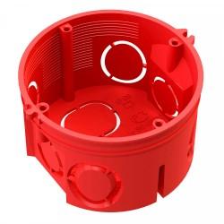 Коробка установочная 68х42 безгалогенная (HF) без соединителя | 80-0501 | Промрукав