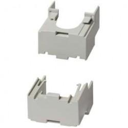 Крышка присоединения кабеля OptiBlock 00-1-2шт | 141021 | КЭАЗ