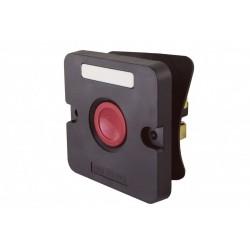 Пост кнопочный ПКЕ 122-1 красный IP54   SQ0742-0014   TDM