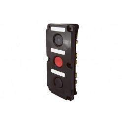 Пост кнопочный ПКЕ 122-3 IP54   SQ0742-0018   TDM