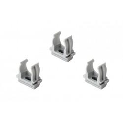 Крепеж-клипса для трубы 20 мм (100шт) | SQ0405-0002 | TDM