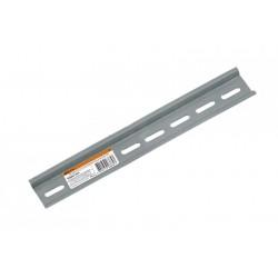 DIN-рейка (22,5см) оцинкованная инд. штрихкод | SQ0804-2004 | TDM