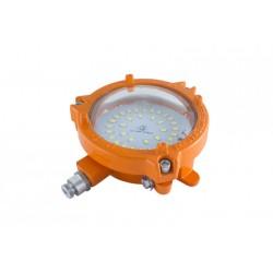 Светильник взрывозащищенный ДБП 09-15-001 УХЛ1ОМ1 (Плафон ВС) 1ExdIIBT6Gb | SQ0371-0050 |TDM