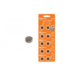 Элемент питания AG4/LR626 Alkaline 1,5V BP-10 | SQ1702-0042 | TDM