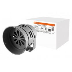 Сирена электромеханическая ССП-290 пласт. корпус 24В 116 дБ | SQ0737-0072 | TDM