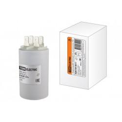 Конденсатор ДПС 450В, 8мкФ, 5%, плоский разъем | SQ0739-0011 | TDM